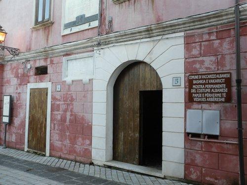 Museo del costume e degli ori Arbëresh