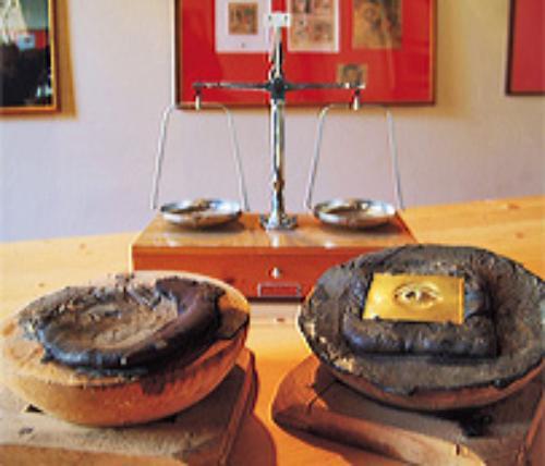 Museo laboratorio dell'oro e della pietra