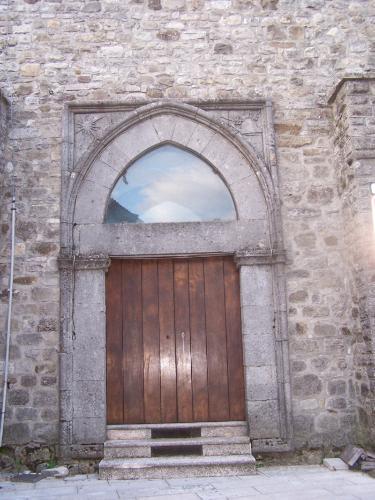 Cripta museo  di Trevico