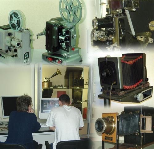 Centro della comunicazione audiovisiva Collezione Oreste Coni