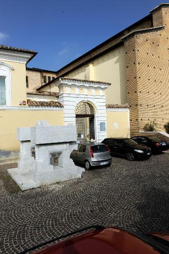 """Museo archeologico civico-diocesano """"G. B. Leopardi"""""""