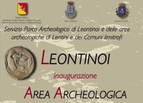 Area archeologica di Lentinoi