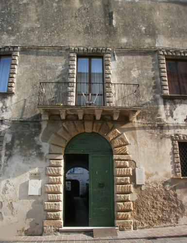 Museo musicale d'Abruzzo archivio F. P. Tosti - Palazzo Corvo