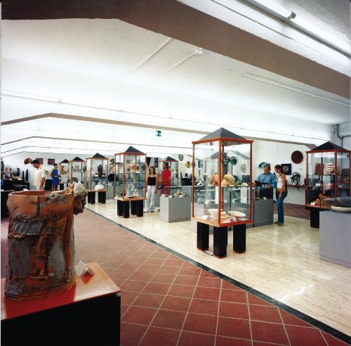 Raccolta internazionale d'arte ceramica contemporanea
