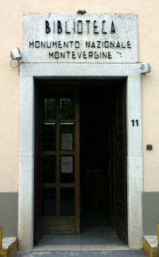Biblioteca Statale del Monumento nazionale di Montevergine