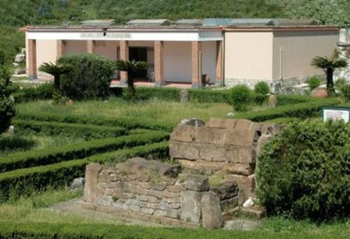 Mitreo e Museo dei Gladiatori