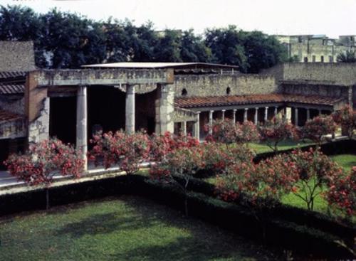 Villa di Poppea-Oplontis
