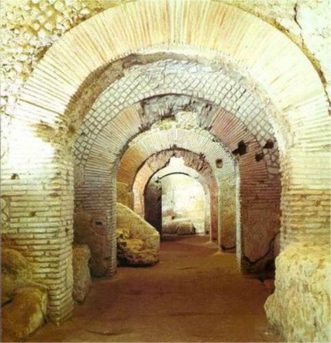 Area archeologica del Complesso di San Lorenzo Maggiore