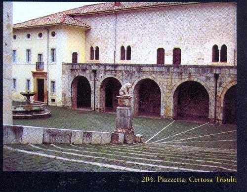 Biblioteca Statale del Monumento Nazionale di Trisulti