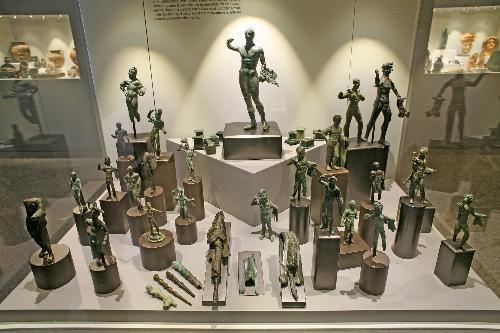 Le arti nel contatto tra i popoli nell'antichità