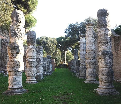 I moli di Portus. Come funzionava il porto più importante dell'impero romano.