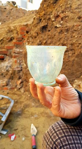 """""""Viaggio nel tempo con M4"""". I ritrovamenti archeologici negli scavi per la metropolitana blu"""