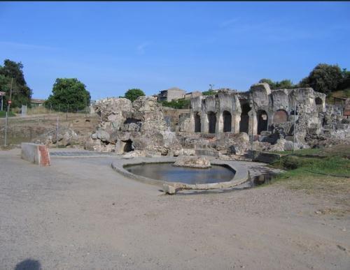 Area archeologica delle terme romane