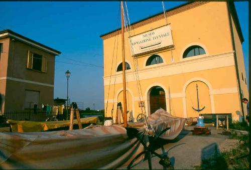 Museo civico della navigazione fluviale