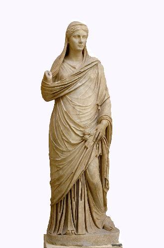 La figura della donna nell'antica Roma