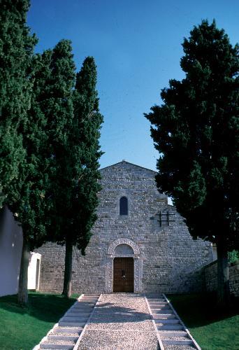 Abbazia di San Clemente al Vomano