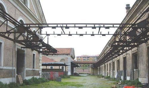 Un esempio di riqualificazione urbana nella capitale: il complesso del Mattatoio di Testaccio. A cura di  Livia D'Avenia e Stefania Valente