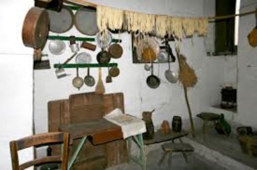 "Casa museo della tecnologia contadina ""Tiu Virgiliu"""
